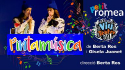 Espectacle infantil Pintamúsica