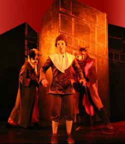 Companyia Dreams Teatre, amb Pinotxo