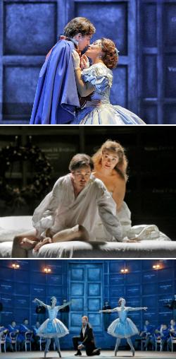 Representació de l'òpera Roméo et Juliette, de Charles Gounod