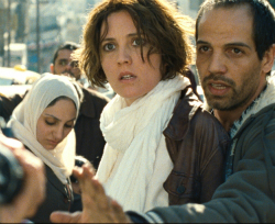 Projecció de la pel·lícula Inch' Allah, d'Anaïs Barbeau-Lavalette
