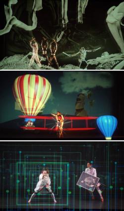 Roseland Musical i Franc Aleu, amb Viatge al centre de la Terra
