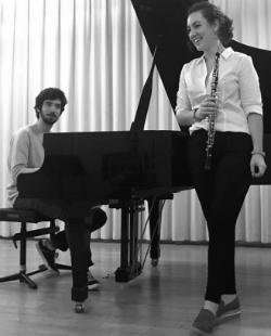 Actuació de Júlia Real (oboè) i José Antonio Tolosa (piano)