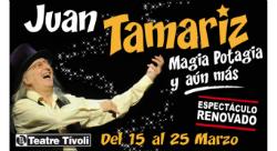 Espectacle Magia potagia y aún más, Juan Tamariz