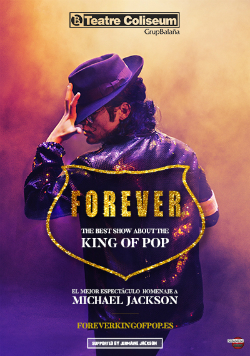 Espectacle Forever King of Pop
