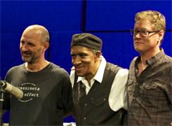 Actuació de Jordi Rossy Vibes Trio Freaturing al Foster & Doug Weiss