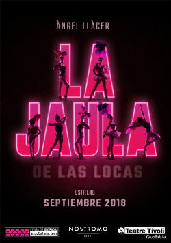 Espectacle La Jaula de las locas