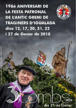196a Festa de l'antic gremi de traginers d'Igualada