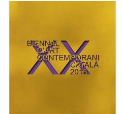 XX Biennal d'Art Contemporani Català 2016