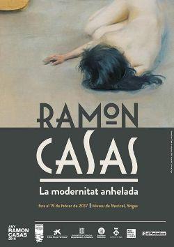 Exposició 'Ramon Casas. La modernitat anhelada'