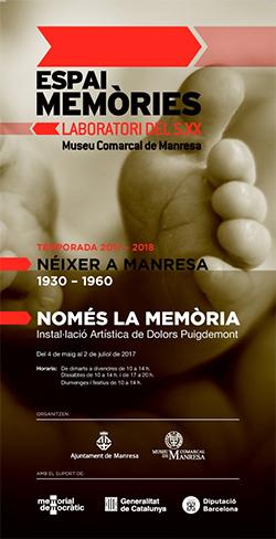 Exposició 'Néixer a Manresa 1930-1960'