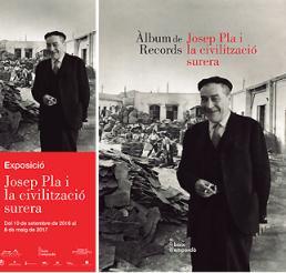 """Mostra """"Josep Pla i la civilització surera"""". Font: web de la Fundació Josep Pla"""