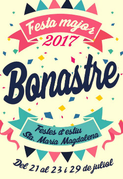 Festa major de Bonastre