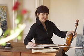 Concert d'Ala Voronkova (violí)