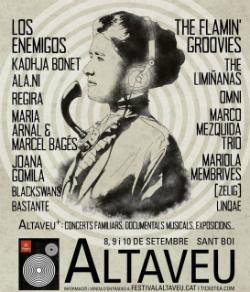 Altaveu 2017, Festival de la Música i la Cançó de Sant Boi de Llobregat