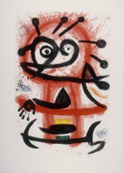Exposició 'Joan Miró. Galeria d'antiretrats'