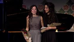 Concert de Mercedes Gancedo (soprano) i Beatríz González (piano)