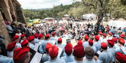 Festa del Cor de Farners. Font: web de l'Ajuntament de Santa Coloma de Farners