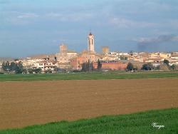 El poble de Verges. Font: ayuntamiento.org