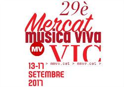 29è Mercat de Música Viva de Vic 2017