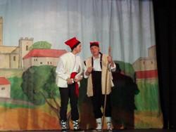 Representació d'Els Pastorets a Argentona