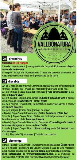 Fira Vallbonatura