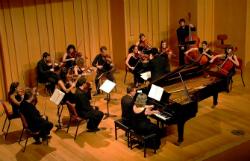 Concert de l'Orquestra Terres de Marca