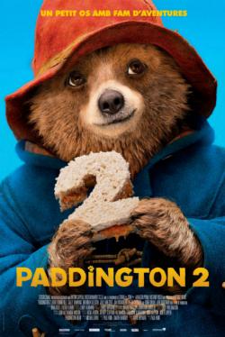 Projeccions de la pel·lícula Paddington 2