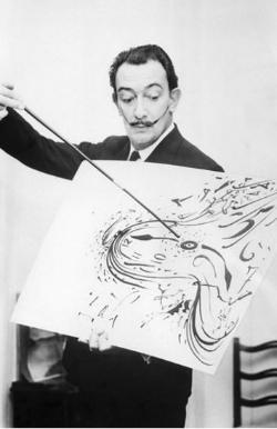 Exposició 'Dalí, Breaking News'. Fotografia