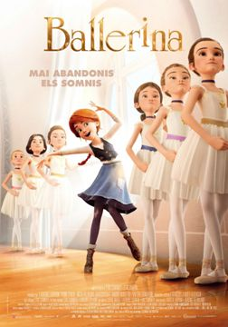 Projeccions de la pel·lícula Ballerina