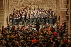 Concert de la Coral Escriny i la Camerata Bacasis