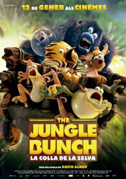 Projeccions de la pel·lícula La colla de la selva