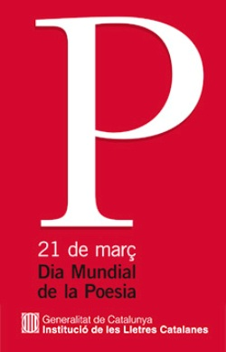 Celebració del Dia Mundial de la Poesia a les terres de Ponent