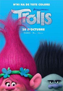 Projeccions de la pel·lícula Trolls