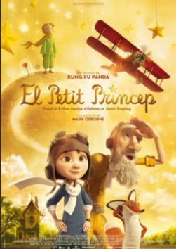Projeccions de la pel·lícula El Petit Príncep