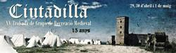 XV Trobada de grups de recreació medieval de Ciutadilla
