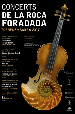 9è Cicle de Concerts de la Roca Foradada