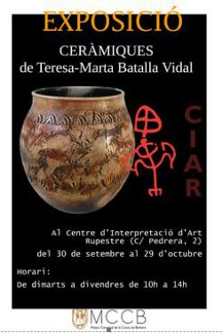 Exposició 'Les Ceràmiques', de Marta Batalla