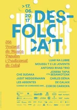 DesFOLCa't, Festival de Música Popular i Tradicional