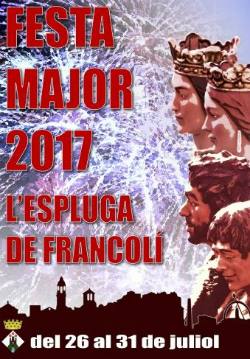 Festa Major a l'Espluga de Francolí