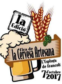 Fira de la Cervesa Artesana de l'Espluga de Francolí