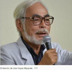 Cicle de cinema 'Les fantasies de Hayao Miyazaki'