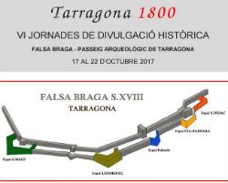 VI Jornades de divulgació històrica de la Tarragona de 1800