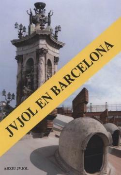 Presentació del llibre Jujol en Barcelona, de Josep Maria Gibert