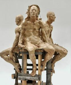 Exposició 'Grzegorz Gwiazda. El Rodin del segle XXI'. Escultura
