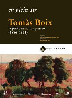 Exposició 'En plen air. Tomàs Boix. La pintura com a passió (1886-1951)'