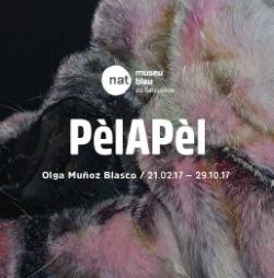 Exposició 'Pèl a pèl', d'Olga Muñoz Blasco