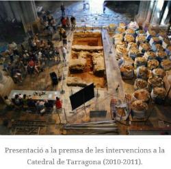 Exposició 'De Tarragona a Tournai: arqueologia de les primeres catedrals d'Europa'