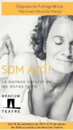 Exposició 'Som Així!', de Meritxell Perpiñá Masip