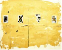 Exposició 'Antoni Tàpies. T de Teresa'