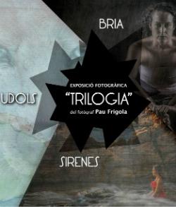 Exposició 'Udols Bria Sirenes', de Pau Frigola